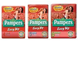 PAMPERS EASY UP TAGLIA MAXI BS16