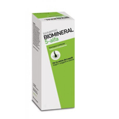 BIOMINERAL 5-ALFA SHAMPOO 200 ML